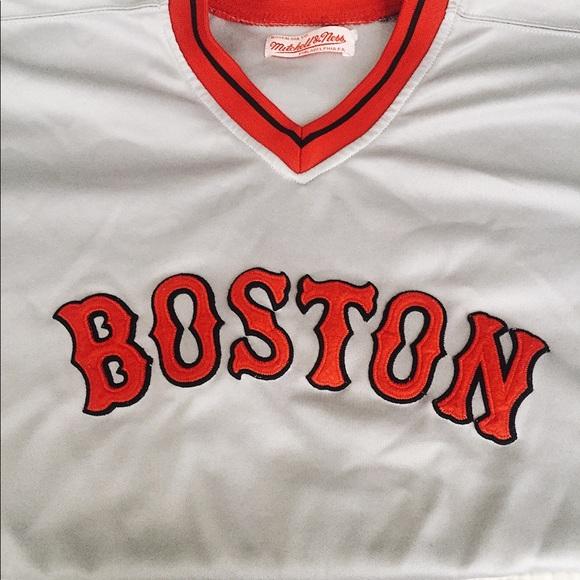 new style c8286 8b9e2 Boston Red Sox (M/L) Carl Yastrzemski Jersey